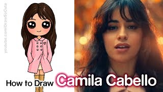 How to Draw Camila Cabello | Consequences