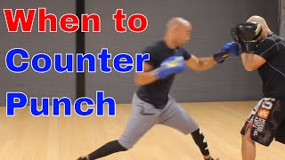 Counter Punching and Timing in Boxing | When to Counter? | हिंदी उपशीर्षक