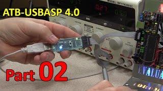 #0220 ATB-USBASP 4.0 - part 02