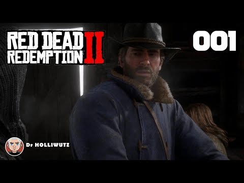 Red Dead Redemption 2 #001 - Colter [XB1X] | Let's Play RDR 2