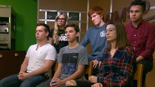 How student journalists are telling their own story after Parkland shooting