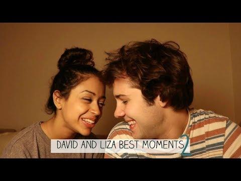 David and Liza Best Moments 2