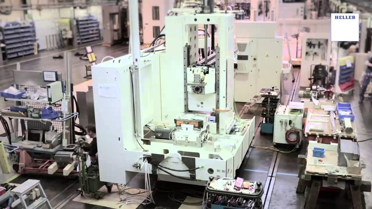 CNC Retrofit - tailor-made machine overhaul | HELLER