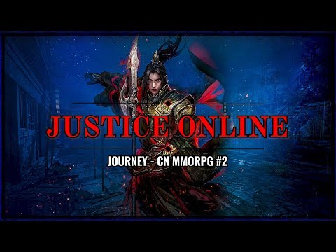 CONTINUING JUSTICE ONLINE 逆水寒 角色 🈂️ Wuxia-Based MMORPG From China #2 [English]