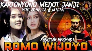 Cover Kartonyono Medot Janji Voc Adhelia & Mifta Jaranan Romo Wijoyo Sanggar Permadi
