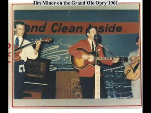 Jim Minor 1994 Interview on his music career and his 1951 Gibson J-185 Guitar Part 1