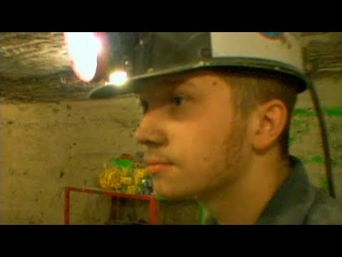Young coal mine workers l Hidden America:...
