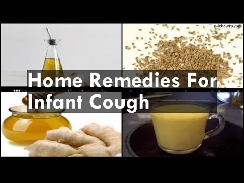 Home Remedies For Infant Cough