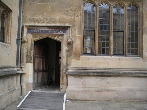 University of Oxford England - Balliol College