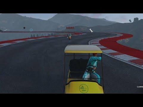JE KAN MIJ ALTIJD VERTROUWEN! (GTA V Online Funny Races)