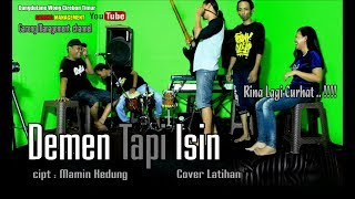 Download Mp3 Demen Tapi Isin Cover By Rina Afandi