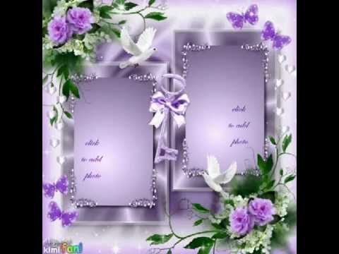 IMIKIMI Romance Photo Frames By: Photo Fun and Art - YouTube