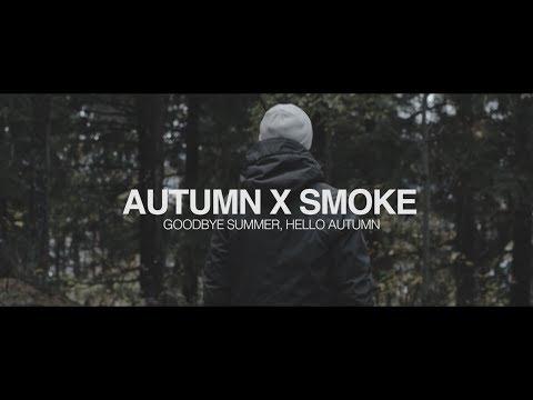 AUTUMN X SMOKE (FIRST TEST SAMYANG 50MM F1,4)