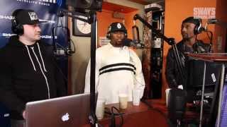 Shabaam Sahdeeq & G Mims Go Back & Forth W/ Crazy Freestyles! Witness the INSANITY!
