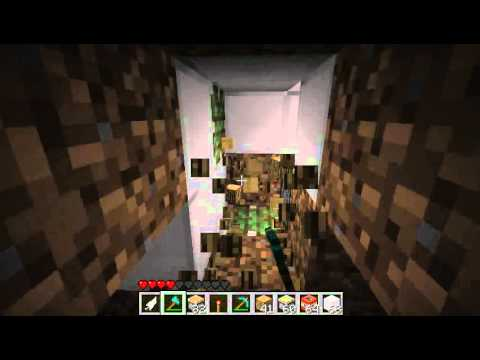 how to make infinite dispenser minecraft