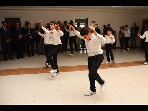 Baghdad Ishik Boys College Folklere Group