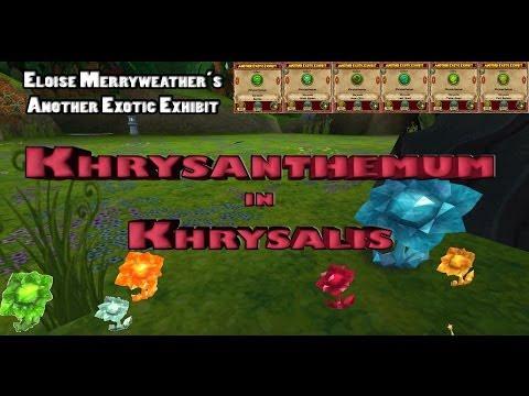 Wizard101 Khryckets (Khrysalis 1 Zeke Quest) by Heather