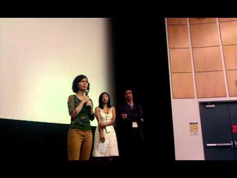 Floating Lives Actress Hai Yen @ Viet International Film Fest 2011