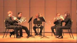 Ewald - Quintet No. 1, I. Moderato