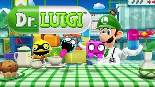 CGR Undertow - DR. LUIGI review for Nintendo Wii U