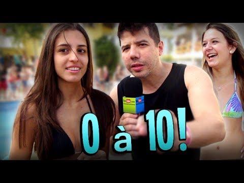 QUAL NOTA ELAS ME DERAM? - Festa na Piscina | Porto Seguro - BA [2/3]