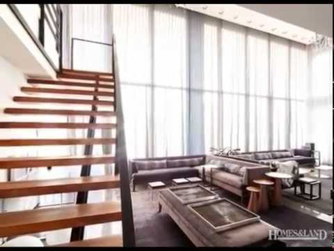 2015 - Fully Furnished Penthouse Condo For Rent in Old Montreal/Vieux Montreal 2Bed 2Bath $16,500