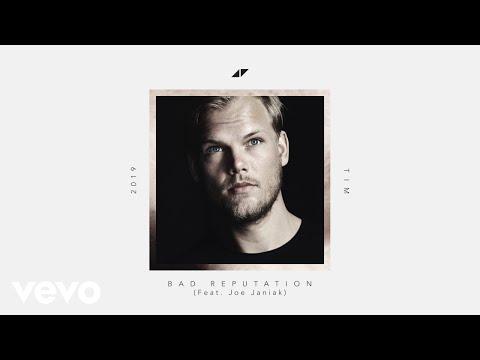 Avicii - Bad Reputation (Lyric Video) ft. Joe Janiak