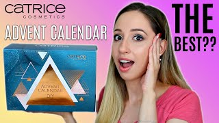 Catrice Advent Calendar 2020 - DIY (The BEST Affordable one??)   Vasilikis Beauty Tips