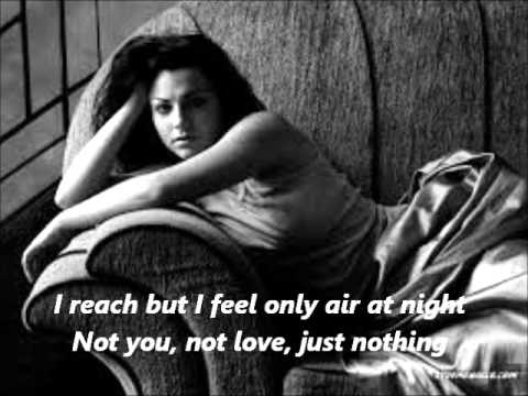 Evanescence -  Farther Away (lyrics)