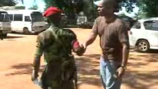 Developing partnerships in Uganda - Natural Fire 10 - US Army Africa - AFRICOM