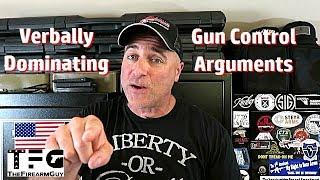 "Verbally Dominating ""Gun Control"" Arguments w/Rick Ector - TheFireArmGuy"