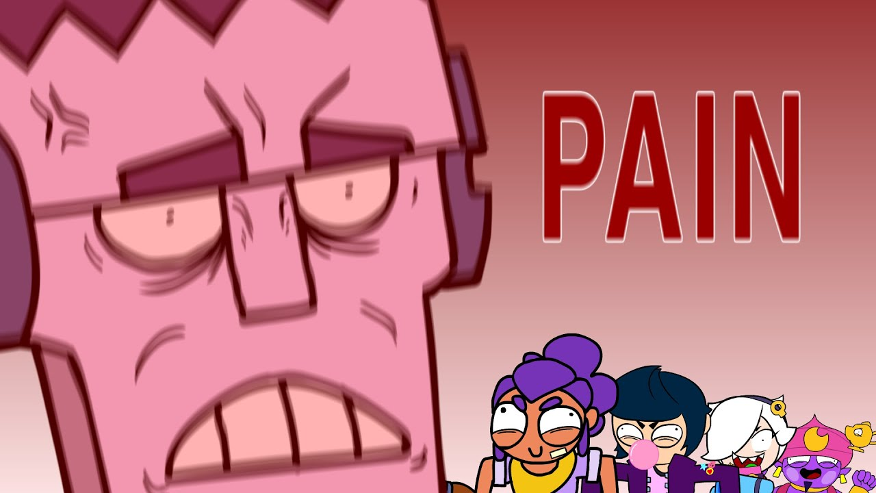 [BRAWLSTARS ANIMATION] Frank's painful day