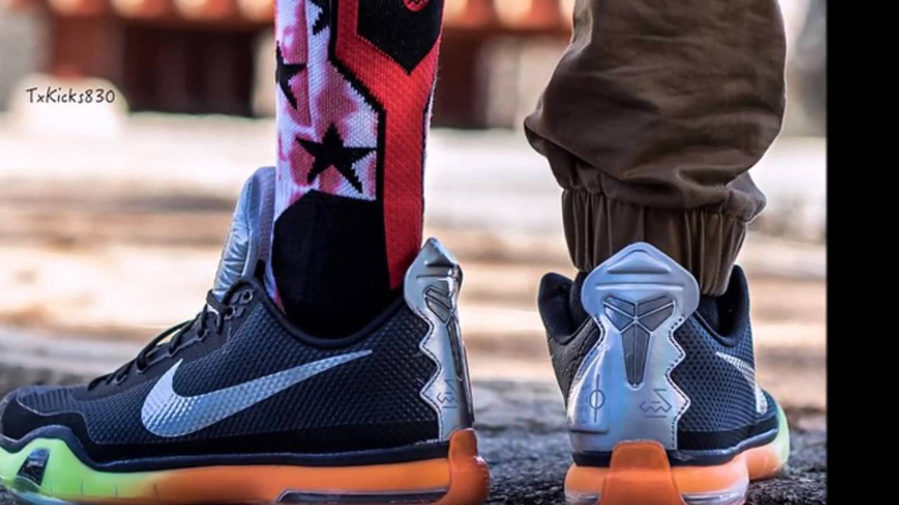 8753daded0f Nike Kobe 10 ASG + Release Date - YouTube