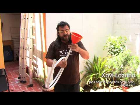 "Xavi Lozano ""en su casa"" (Buflauta)"