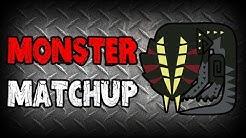 MONSTER MATCHUP - Great Girros (Monster Hunter: World)
