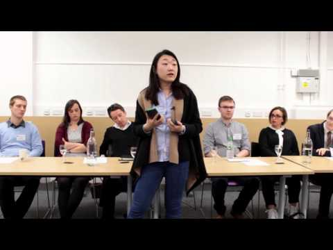 Life beyond Psychology at Edinburgh- Graduate Stories: Jining Zhang