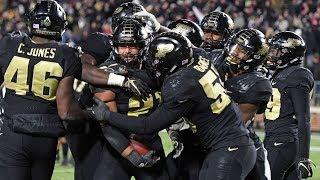 Ohio State - Purdue LIVE React / College Football Wrap