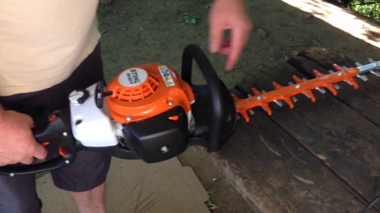 30 Stihl Hs80 Hedge Trimmer Parts Diagram
