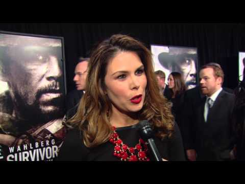 Lone Survivor: Maria Dietz NYC Premiere Interview