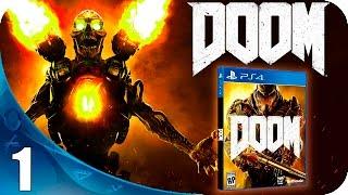 Doom Walkthrough Español Latino Gameplay Parte 1