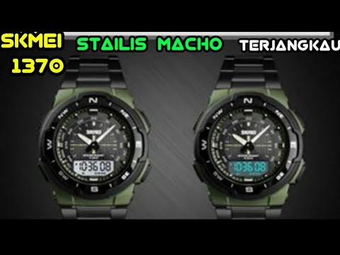 Unboxing/review jam tangan pria SKMEI terbaru