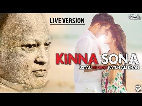 Kinna Sohan Tenoon Rab Ne Banaya - Ustad Nusrat Fateh Ali Khan - OSA Official HD Video