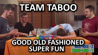Taboo (The Board Game) - Super Fun Games Night