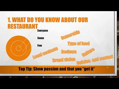 Top 5 Restaurant Manager Interview Questions And Answers