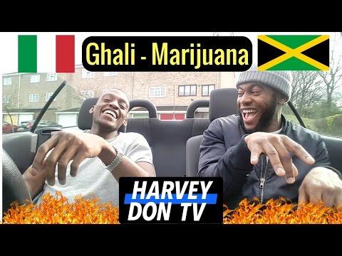 Ghali - Marijuana Reazione!