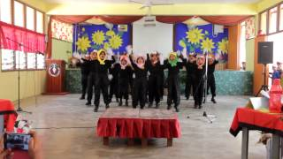 Action Song SK Kroh 2014