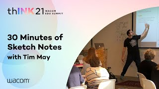 30 Minutes of Sketch Notes with Tim May