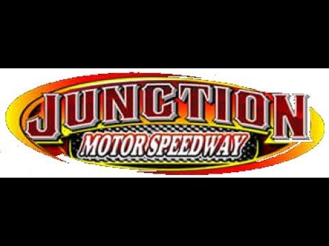 Junction Motor Speedway 5-27-17 Part 1