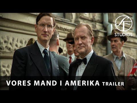 Vores Mand i Amerika - Trailer