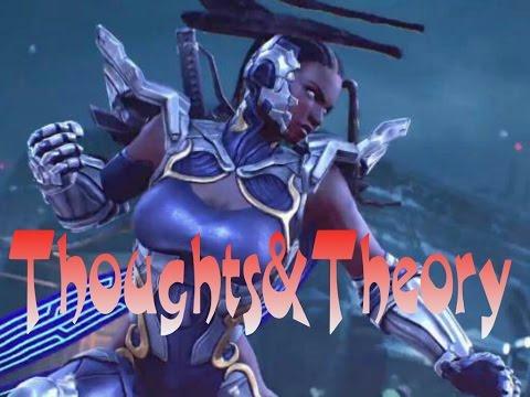Tekken 7FR Master Raven Thoughts